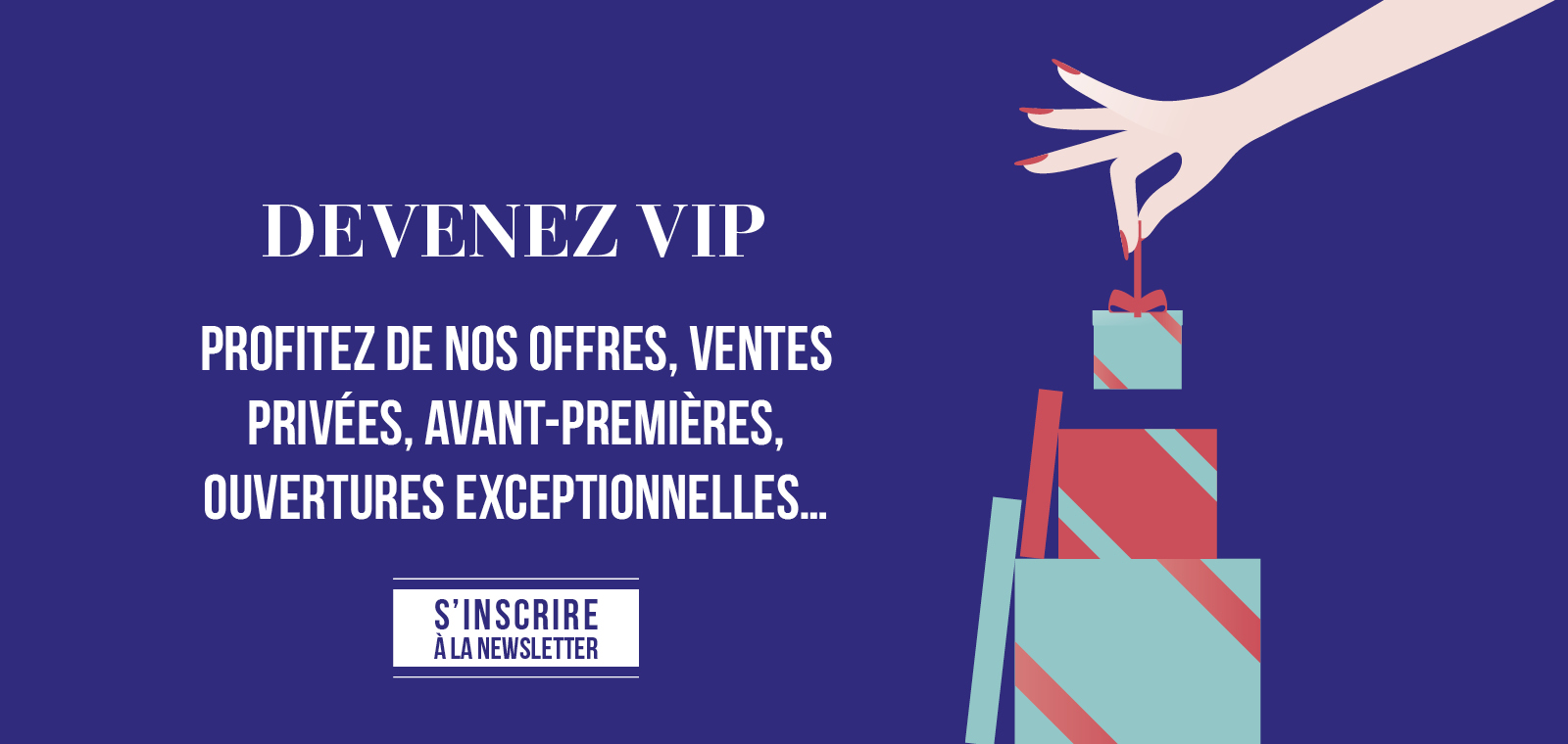 Devenez VIP (2018)